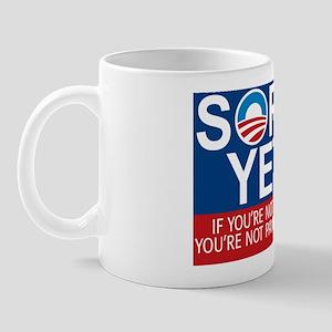 11x17_sorry-yet Mug