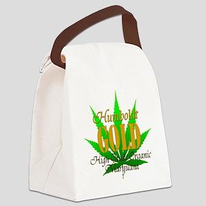 humboldt-gold-big Canvas Lunch Bag