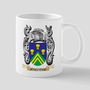 Josefsohn Coat of Arms - Family Crest Mugs