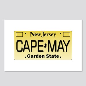 Cape May Postcards (Package of 8)
