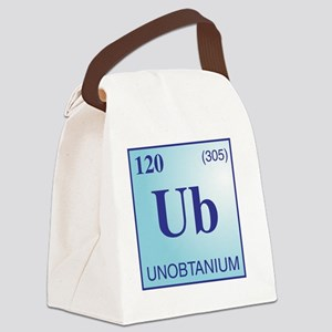 Unobtanium3 Canvas Lunch Bag