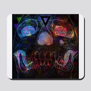 The Skull Mousepad