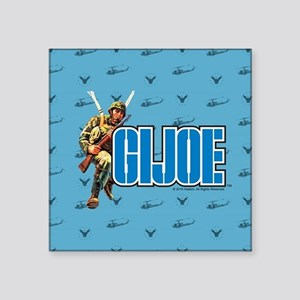 G.I. Joe Blue Pattern Sticker