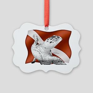 Edited copy Picture Ornament