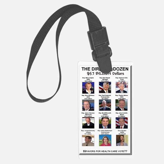 ddozen Luggage Tag