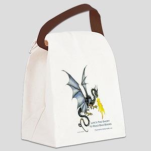shirt_transparent Canvas Lunch Bag