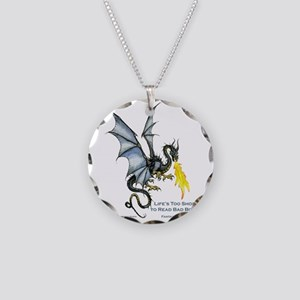 shirt_transparent Necklace Circle Charm