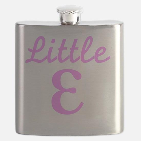 10x10BigPinkLilEps Flask