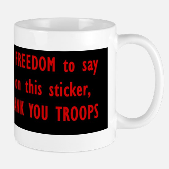 troops5 Mug