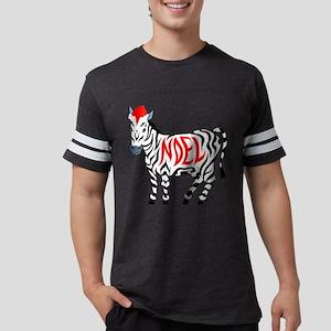 Christmas Noel Zebra T-Shirt
