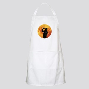 The Beer Whisperer White Apron