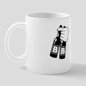 Let's Drink White Mug