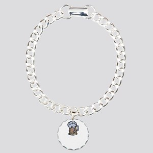 Drinks Of Champions Whit Charm Bracelet, One Charm
