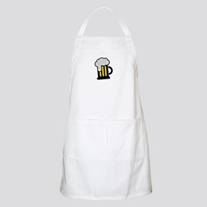 Lifes Too Short White Apron
