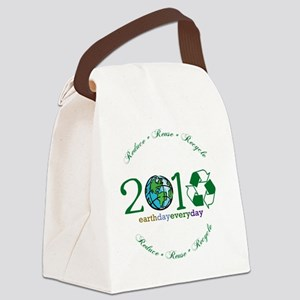 3Rs 2010 Canvas Lunch Bag