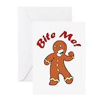 Bite Me Greeting Cards (Pk of 20)