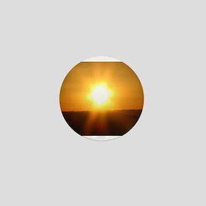 SANCTUARY SUNSET Mini Button