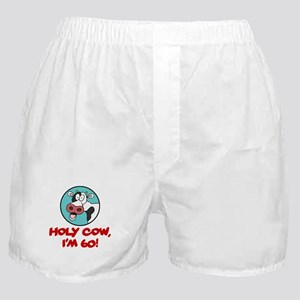Holy Cow Im 60 Boxer Shorts