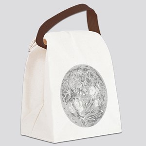 mooninverted Canvas Lunch Bag
