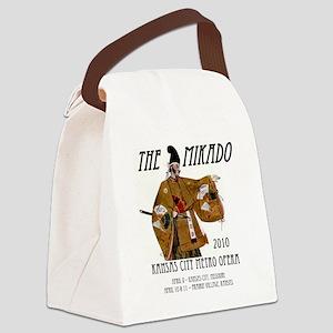Mikado 2010 T-Shirt Canvas Lunch Bag