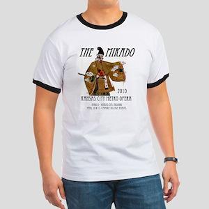 Mikado 2010 T-Shirt Ringer T