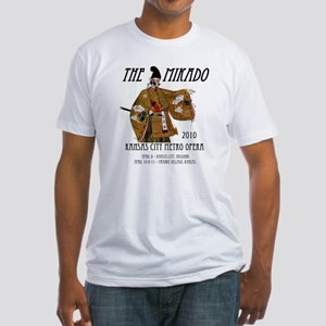 Mikado 2010 T-Shirt Fitted T-Shirt