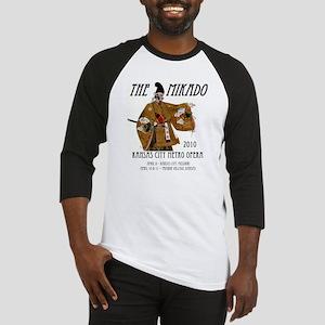 Mikado 2010 T-Shirt Baseball Jersey