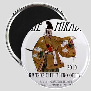 Mikado 2010 T-Shirt Magnet