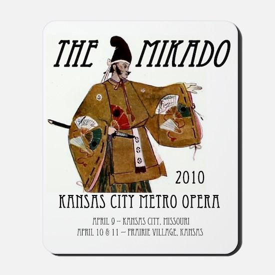 Mikado 2010 T-Shirt Mousepad