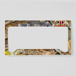 Postcard-BL2-v1 License Plate Holder