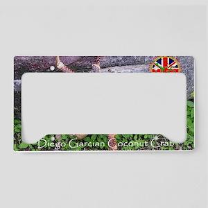 Postcard-BL-v1 License Plate Holder