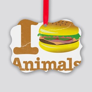 IHAnimals Picture Ornament