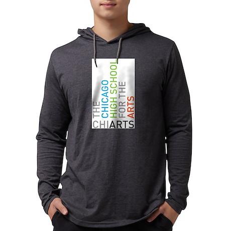 Chiarts Logo Verticale Maglietta Lunga Camicia Scura Ss82aCInH