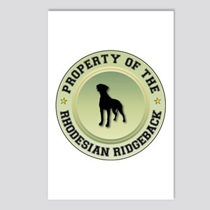Rhodesian Property Postcards (Package of 8)