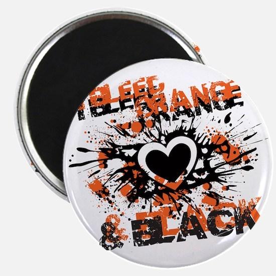 BleedHeart_Wht Magnet