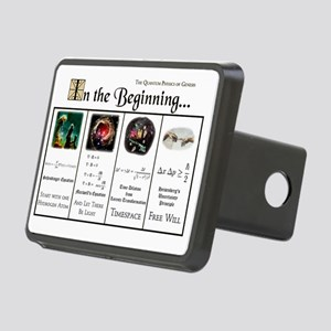 In the Beginning copy Rectangular Hitch Cover