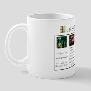 In the Beginning copy Mug