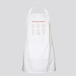 Heart Curves BBQ Apron