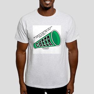 Green Cheer Horn Light T-Shirt