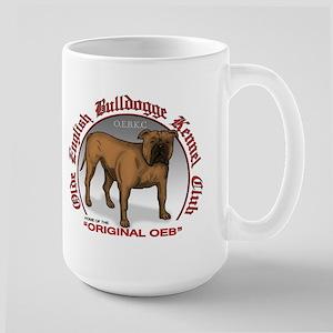 OEBKC logo Mugs