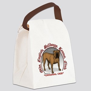 OEBKC logo Canvas Lunch Bag