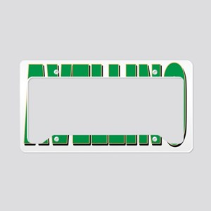 avellino License Plate Holder