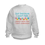 Autistic child Crew Neck