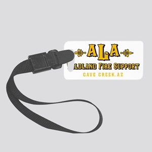 all american front Small Luggage Tag