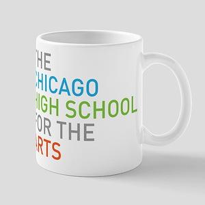 ChiArts Transparent Horizontal Mugs