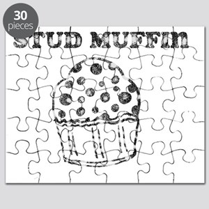Stud Muffin vintage Puzzle
