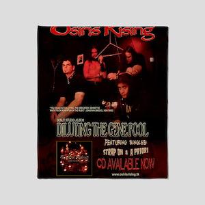 Osiris Rising - 11x17 National 2005  Throw Blanket