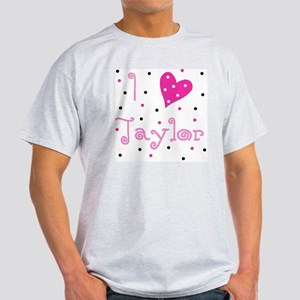 i_luv_taylor Light T-Shirt