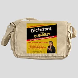 3-DictatorDummy Messenger Bag