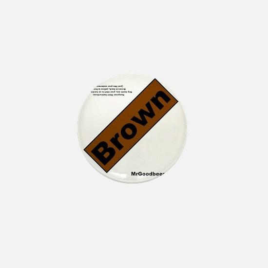brownback Mini Button